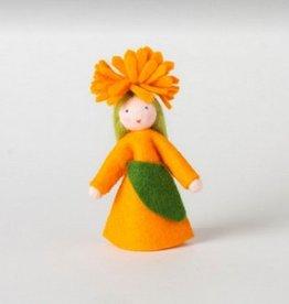 Roemeense Vingerpopjes Calendula meisje  Calendula Girl