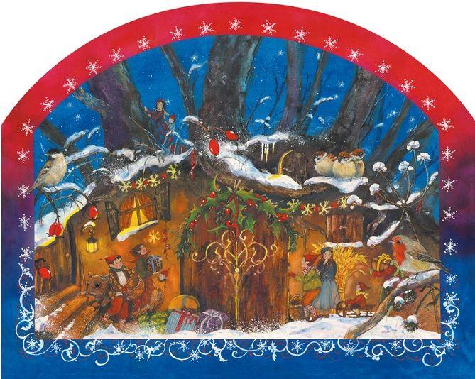 Adventkalender Dwergenland 47016
