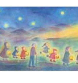 Adventkalender Advents lantaren A 025