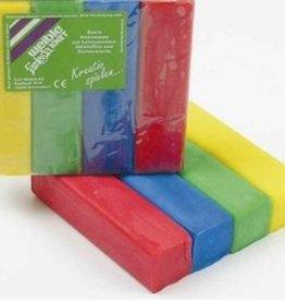 Weible Kneedwas Blok 4 kleuren 400 gram W08118