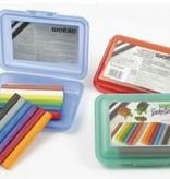 Weible Kneedwas Klikbox Mini Rol 12 kleuren