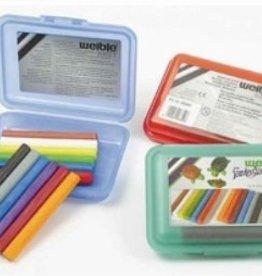 Weible Kneedwas Klikbox Mini Rol 12 kleuren W08340