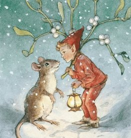 Margaret Tarrant, Under The Mistletoe PCE 098