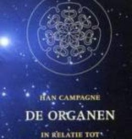 Han Campagne, De Organen