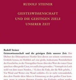 Rudolf Steiner, GA 69-E Geisteswissenschaft und die geistige Ziele unserer Zeit
