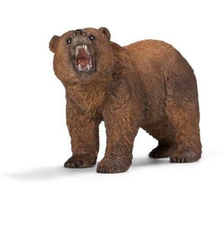 Mannelijke Grizzlybeer, Schleich 14685