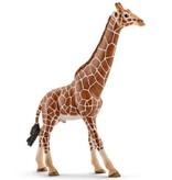 Giraf, stier, Schleich 14749