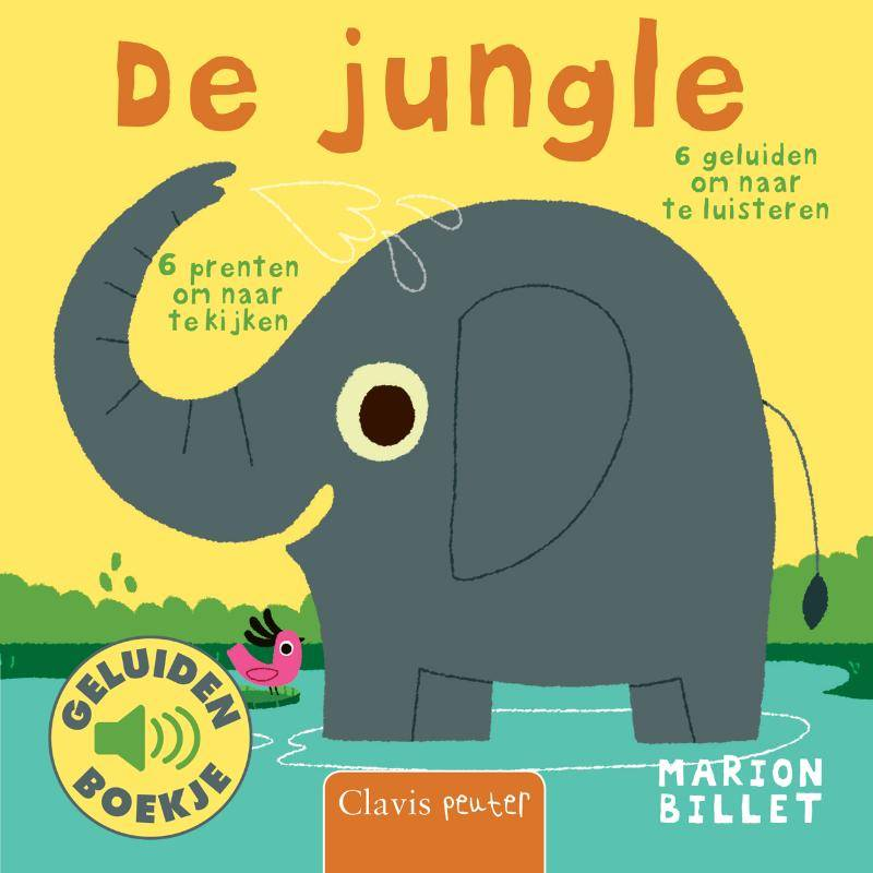 Marion Billet, De Jungle