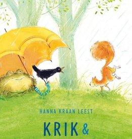 Hanna Kraan, Krik & Domper, Krik en Melle Luisterboek