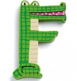 Djeco Djeco houten Dieren-letters