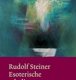 Rudolf Steiner, Esoterische scholing