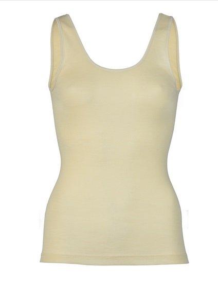 Engel Natur Engel Dames Hemdje zonder mouw wol/zijde, E 70 4010