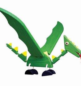 Van Dijk Toys Vliegfiguur Draak