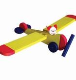 Vliegfiguur Vliegtuig