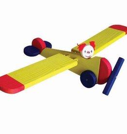 Van Dijk Toys Vliegfiguur Vliegtuig