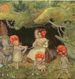Elsa Beskow, De Kabouterfamilie 16043