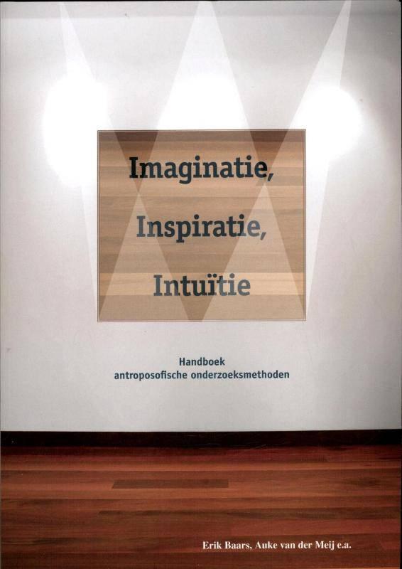 Erik Baars, Imaginatie, inspiratie, intuïtie