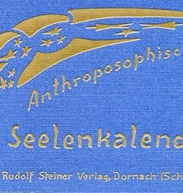 Rudolf Steiner, Anthroposophischer Seelenkalender