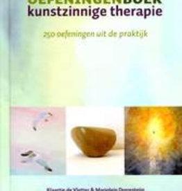 Klaartje de Vletter en Marjolein Dorresteijn, Oefeningenboek kunstzinnige therapie