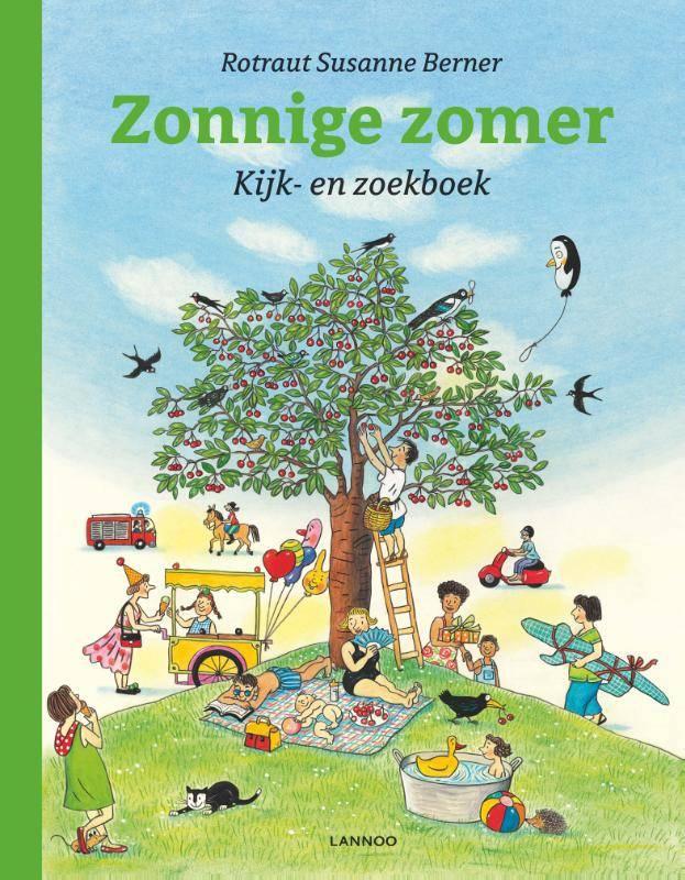 Rotraut Susanne Berner, Zonnige zomer