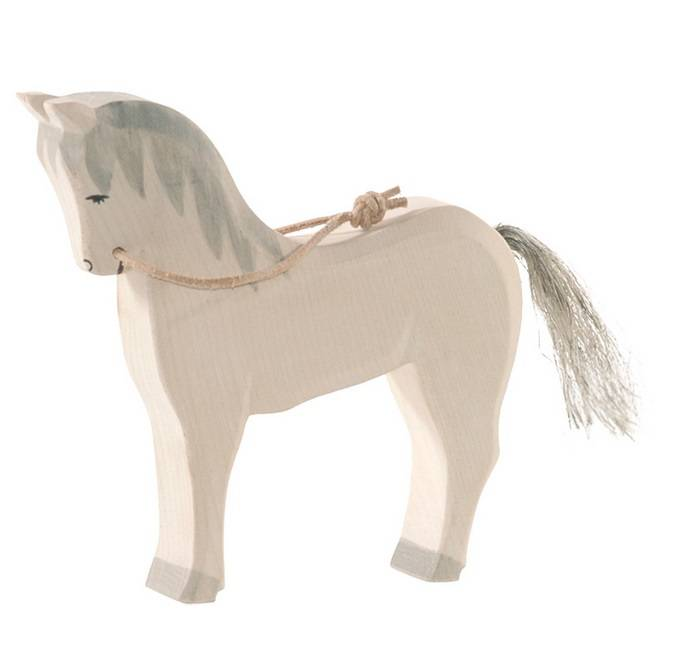 Ostheimer Paard wit 11116