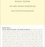 Rudolf Steiner, GA 148 Aus der Akasha-Forschung. Das fünfte Evangelium.