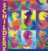 Dick Bruin & Attie Lichthart, Schilderen op school