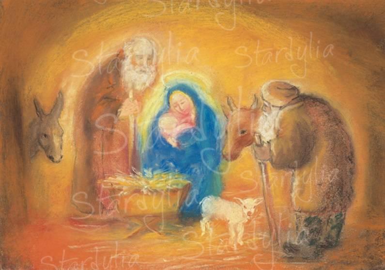 Marjan van Zeyl, Heilige Familie  (406)