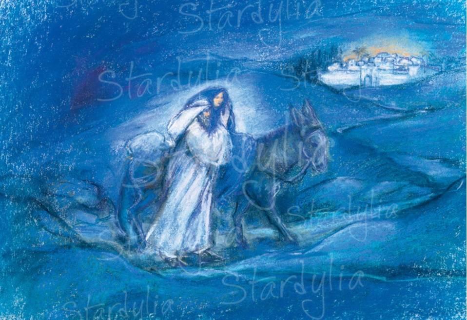 Marjan van Zeyl, Naar Bethlehem  (428)