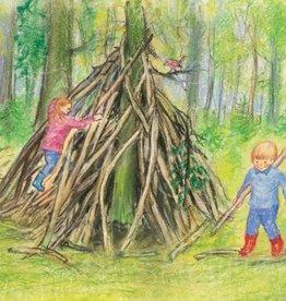 Marjan van Zeyl, Hut in 't bos  (454)