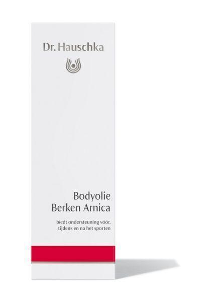 Dr. Hauschka Bodyolie Berken Arnica 75 ml