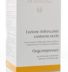 Dr. Hauschka Oogcompressen 10 x 5 ml