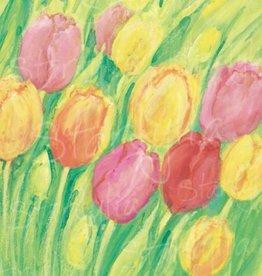 Marjan van Zeyl, Tulpen  (322)