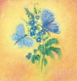 Marjan van Zeyl, Blauwe vlinders (321)