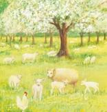 Marjan van Zeyl, Lammetjes in de boomgaard (464)