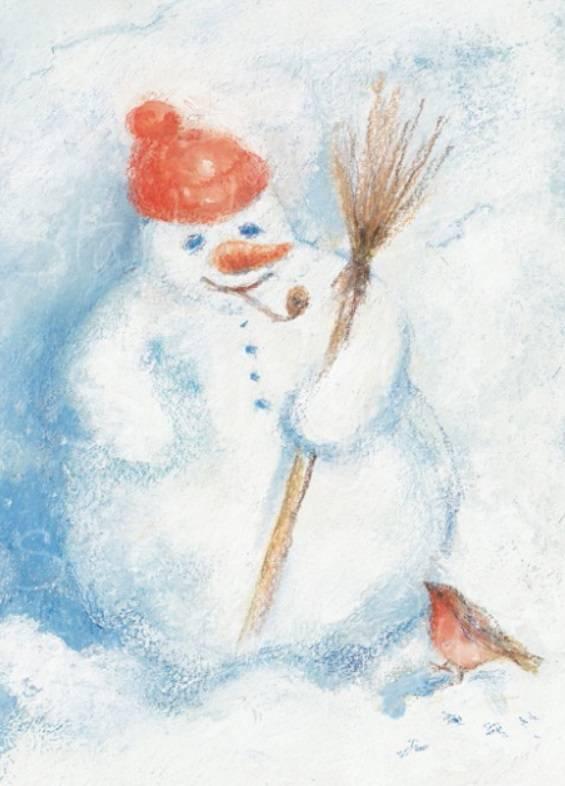 Marjan van Zeyl, Sneeuwpop (317)
