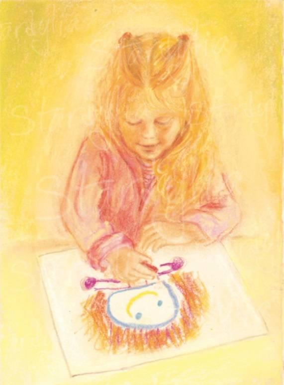 Marjan van Zeyl, Deze tekening maak ik voor... (439)