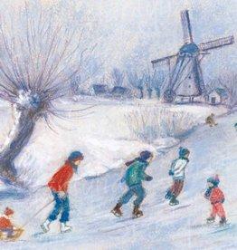 Marjan van Zeyl, Schaatspret (449)