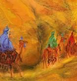 Marjan van Zeyl, Wijzen uit het Oosten volgen de ster (470)