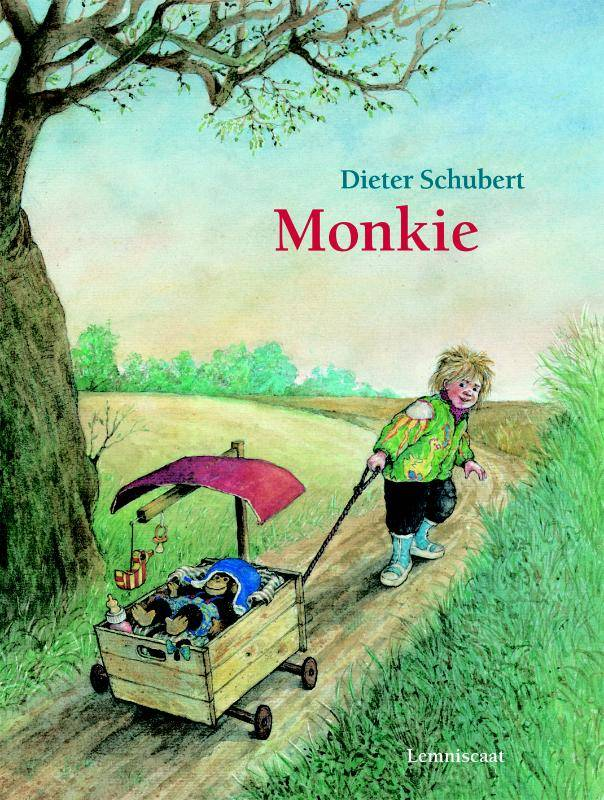 Dieter Schubert, Monkie