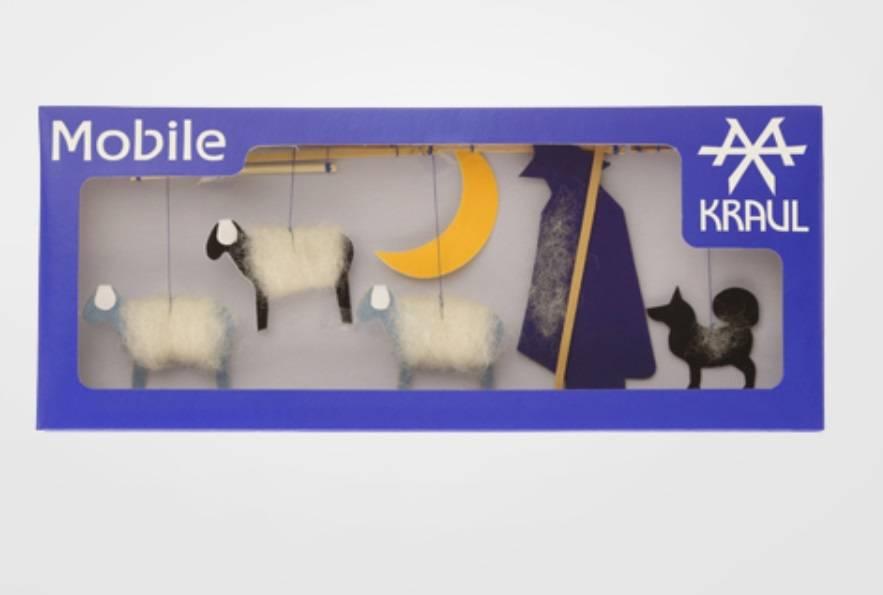 Mobile Schaapherder met Maan (Kraul 2370)