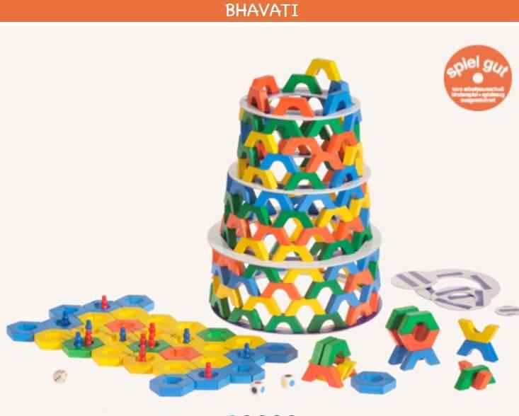 Bhavati spel (Kraul 4800)