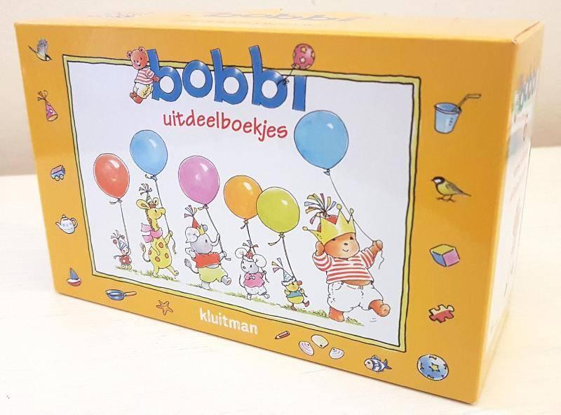 Ingeborg Bijlsma, Bobbi 12 Uitdeelboekjes