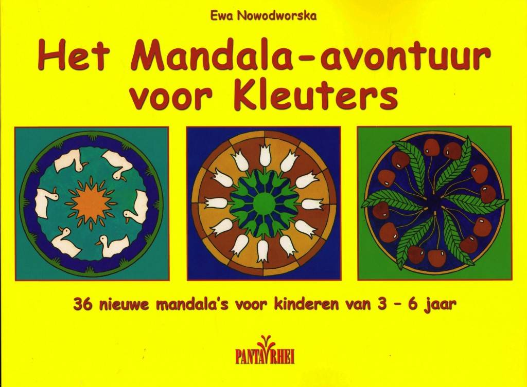 Ewa Nowodworska, Het Mandala-avontuur voor kleuters