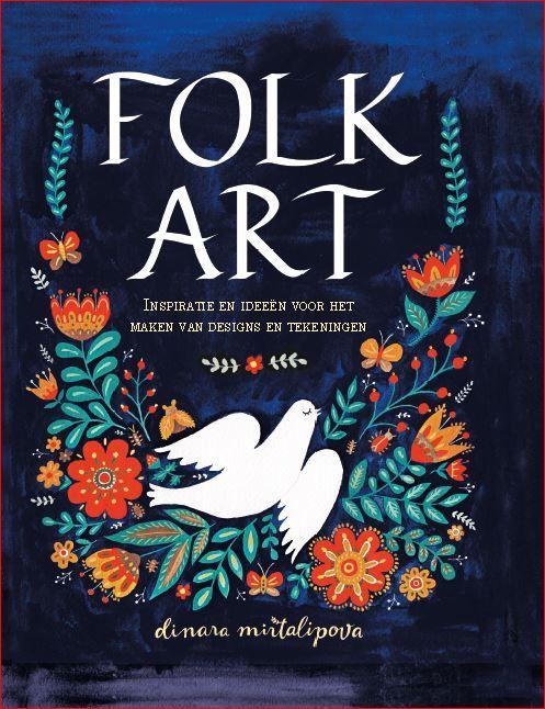 Dinara Martalipova, Folk Art