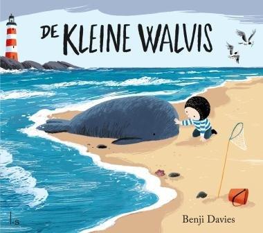 Benji Davies, De kleine walvis