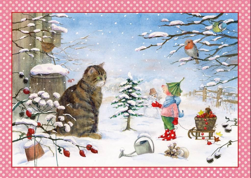 Adventkalender 'Giesbert' door Daniela Drescher (10061)