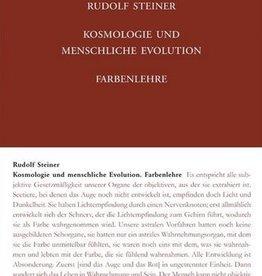 Rudolf Steiner, GA 91 Kosmologie und menschliche Evolution. Farbenlehre.