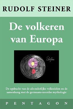 Rudolf Steiner, De volkeren van Europa
