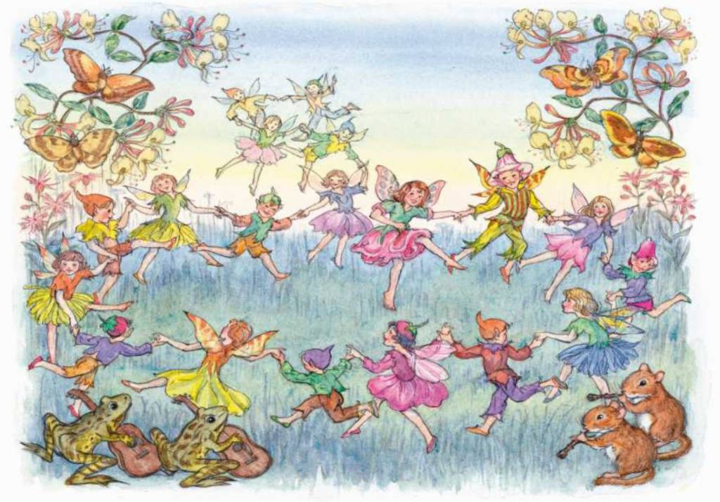 Molly Brett, The Runaway Fairy PCE 169